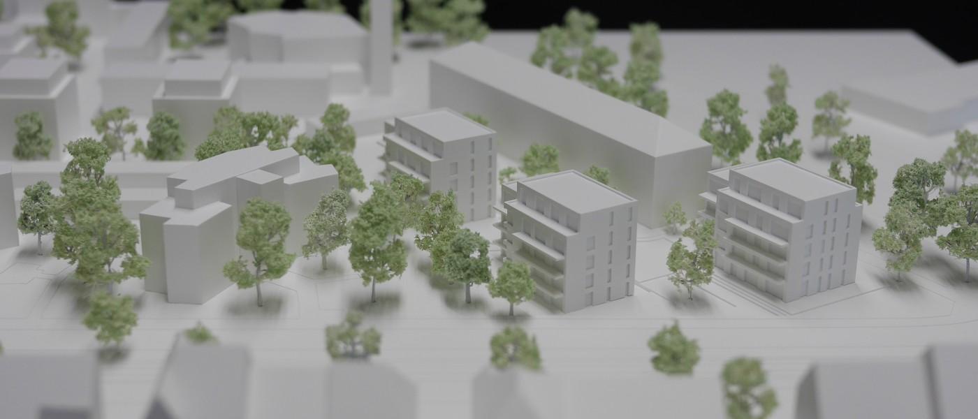 Geschosswohnungsbau | Graf-Recke-Straße