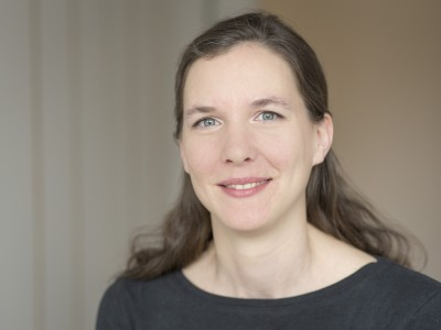 Portrait of Dipl.-Ing. (FH) Saskia Kremer