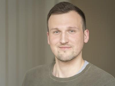Portrait of Mateusz Kuczynski (Studentischer Mitarbeiter)